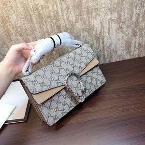 Gucci Supreme Dionysus GG  MM Bagwallet 💟